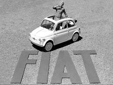 Fiat Nuova 500 1957 – Fiat Cinquecento 1957 introduction new Model Year–photo 1