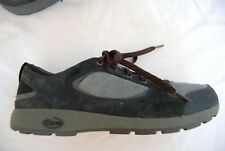 Gray Black Textile Synthetic & Suede Laced CHACO  Mayfield Laced Shoes Man 9