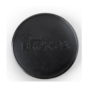 ZENZA BRONICA 72MM FRONT LENS CAP MADE IN JAPAN