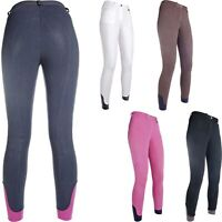 HKM Riding Breeches -kate- Silicone Full-Seat