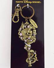 New! Key Chain Rapunzel Tokyo Disney Resort Limited Japan F/S