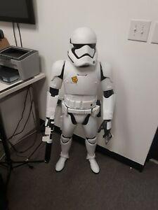 Star Wars Stormtrooper 4ft Tall talking toy