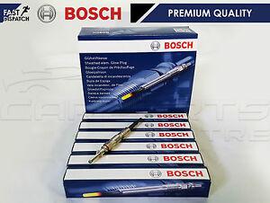 FOR BMW 1 3 5 6 7 SERIES X3 X5 X6 GENUINE BOSCH DIESEL GLOW PLUGS 12237786869