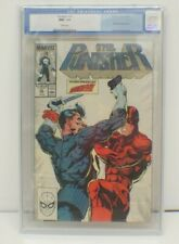 The Punisher #10 (Aug 1988, Marvel) CGC 9.6 NM+ Daredevil Appearance