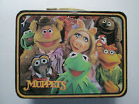 Jim Henson's Muppets Fozzie Bear vintage 1979 Thermos Brand no thermos