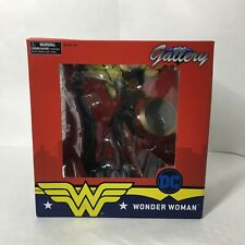 DC WONDER WOMAN Dark Knights Diamond Gallery Statue NEW Sealed