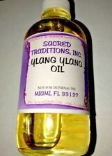 Ylang Ylang Oil Natural Undiluted Essential 4 oz High Quality Fragrant Aromatic