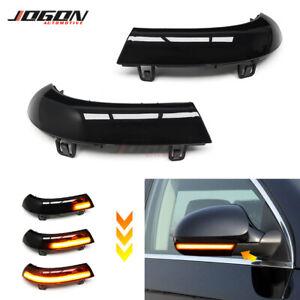 Dynamic LED Turn Signal Light Mirror For VW GOLF 5 Plus GTI Jetta MK5 Passat B6