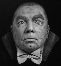 BELA LUGOSI Bust as VAMPIRE Dracula life mask  Monster