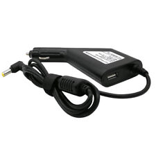 CAR CHARGER POWER CORD GATEWAY 19V 4.74A 90W LAPTOP DC 12V ADAPTER HOT