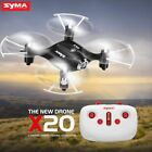 Syma X20 Pocket Drone RC Quadcopter Altitude Hold Headless 2.4G Flip Helicopter