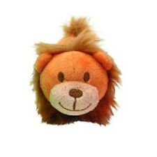 """COASTAL PET LIL PALS SMALL 5"""" LION SOFT PLUSH DOG TOY. FREE SHIPPING IN THE USA"""