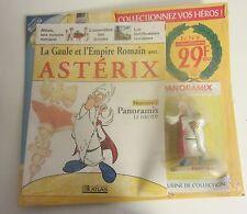 Figurine coll. Astérix Atlas Panoramix Plastoy neuf + fascicule 2