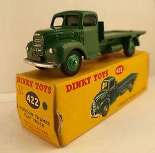 dinky GB n° 422 Plateau Fordson Thames camion flat truck en boite