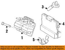 Saturn GM OEM 96-02 SC1-Crankshaft Crank Position Sensor Bracket Mount 19178836