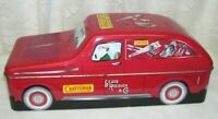 Sears Roebuck & Co Craftsman Car Tin Box