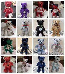 The Original Holy Bears Stuffed Animal with Inspirational Hang Tag & Prayer Card