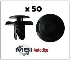 Honda Grille Wheel Arch Lining Splashguard Bumper Trim Plastic Clips x 50