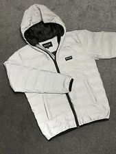 Nicce Boys Reflective Jacket 15-16 (Mens Size Small)