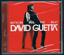 DAVID GUETTA NOTHING BUT THE BEAT - 2 CD  F.C. SIGILLATO!!!