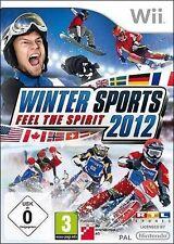 Nintendo Wii Spiel ***** RTL Winter Sports 2012 - Feel the Spirit ****NEU*NEW*55