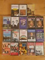audio music cassette tapes bundle joblot x 18 as pictured mct31