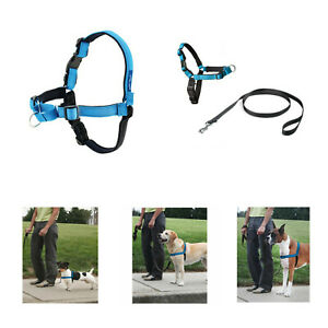 EASY WALK DELUXE HARNESS WITH 1.8 METRE LEAD  (No Pull) ADJUSTABLE