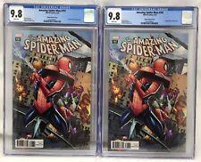 Marvel The Amazing Spider-Man 797 CGC 9.8 Ramos Variant 2018