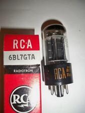 Vintage RCA 6BL7GTA NOS/NIB Tube