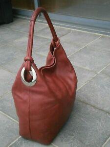 OROTON KIERA HOBO LEATHER BAG.#133441.