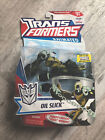 Transformers Animated OIL SLICK Deluxe Class Hasbro 2008 New MISB