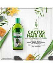 Hemani Cactus Hair Oil 200ml Nourishes& Protects 200ml US Seller زيت شعر بالصبار