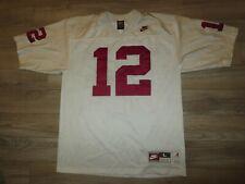 Ken Stabler 1965 Alabama Crimson Tide Football Nike Jersey LG L mens