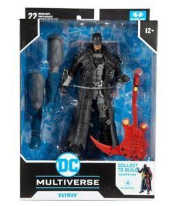 McFarlane Toys DC Multiverse Death Metal Darkfather BAF Wave Batman - IN STOCK