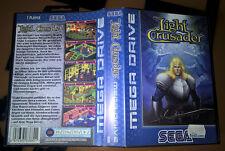 ## SEGA Mega Drive - Light Crusader (Deutsch) - TOP Rollenspiel / MD Spiel ##
