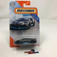 2018 Bugatti Divo #46 * 2020 Matchbox Case X