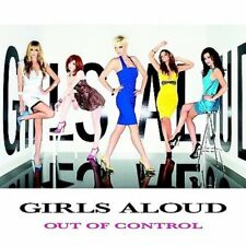 GIRLS ALOUD - OUT OF CONTROL [UNIVERSAL INT'L] NEW CD