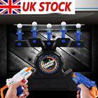 UK Air Shot Hover Floating Target Game Foam Dart Blaster Shooting Ball Kids Gift