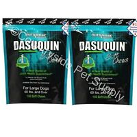 Nutramax Dasuquin Hip & Joint Soft Chews for Large Dogs 150ct (2pack 300chews)