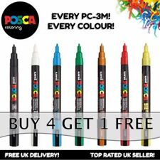 Green Pack Pens & Markers for Artists