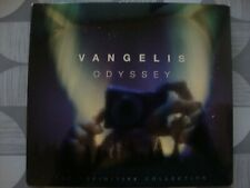 Vangelis : Odyssey - The Definitive Collection [deluxe Digi Pack] CD (2003)