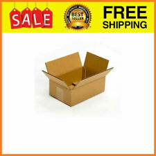 Small Cardboard Delivery Boxes 25 Pack 9x6x3 Packing Shipping Mailing Moving Set