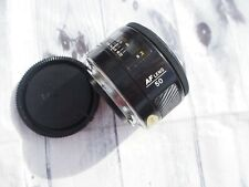 Sony Minolta A mount 50mm f/1.7 prime lens for a350 a550 a450 AF