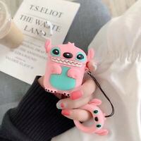 Case Funny Cover Apple Airpods Charging Silicone Soft Earphone 2 Cartoon Airpods