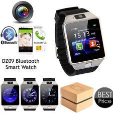 DZ09 Bluetooth Montre Téléphone Intelligent Smart Watch ios & Android Argent FR