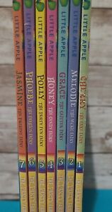 Rainbow Magic THE PARTY FAIRIES Complete Full Set Books 1-7 Lot By Daisy Meadows