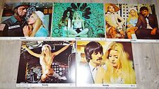 CANDY ! ringo starr ( beatles ) ewa aulin  jeu photos cinema lobby cards 1969