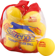 Slazenger Training Foam Ball Set of 12