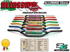 MANUBRIO QUAD ATV ALLUMINIO 22mm + TRAVERSINO SENZA PARACOLPI ACCOSSATO