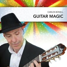 CARLOS BONELL - GUITAR MAGIC   CD NEU